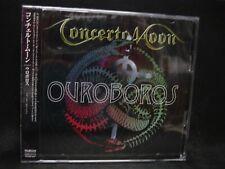 CONCERTO MOON Ouroboros JAPAN CD + DVD (DELUXE EDITION) Terra Rosa Valthus