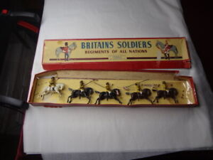 BRITAINS Lead Toy Soldiers....Regiment of all Nations.