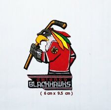 Chicago Blackhawks  NHL  Sport Logo Embroidery Patch Iron and sewing on Clothes