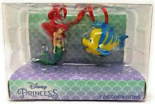 Disney Arielle die Meerjungfrau Fabius Weihnachtskugel Anhänger Ornament Primark