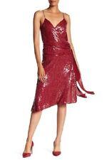 NWT Runway  Diane von Furstenberg Brenndah Sequin Embellished Dress,  $798 Sz 2