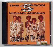 The Jackson 5 featuring Michael Jackson CD Children Of The Light - 530 087-2