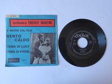 Disco 45 giri FERDDY MARTIN film Vento Caldo tema Lucy Paige colonna sonora