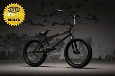 "2018 Kink Gap FREECOASTER 20"" BMX Bike ( GUINNESS BLACK )"