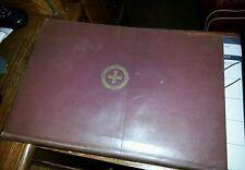 """""""Strange"""" Signed Hardcover 1938 Codex Rosae Crucis, Occult, Religion & Spiritual"""