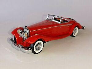 1/43 ? o scale Matchbox Dinky MOY YY020A/SA 1/45 1937 Mercedes-Benz 540K
