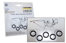 Karcher 2.880-990.0 Hose / Nozzle Replacement O-Rings 5 Pack