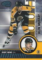 2003-04 Pacific Invincible Blue Parallel Hockey Cards Pick From List