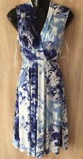 BEAUTIFUL RACE COCKTAIL PHASE EIGHT WOMEN DRESS SIZE 8