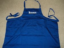 Rare VINTAGE MICHELIN MOTORSPORT Shop Apron Car Tire Tyre Jaguar MG Triumph Auto