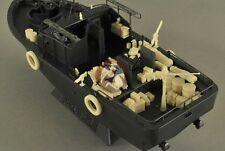Verlinden 1/35 PBR 31 Mk.II Pibber Patrol Boat Stowage Set Vietnam (Tamiya) 2614