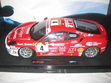 Mattel - ELITE Ferrari F430 Challenge Motor Nr. 4 Italian Champi1:18 Neu in OVP