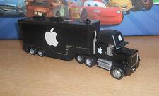 Disney Cars * Black Apple Mack - Truck mit Hauler * Metall 1:55 - Top