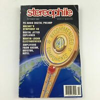 Stereophile Magazine October 1993 Mozart's Symphony 40 Feature, Newsstand