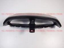 Top Fairing Air Intake Panel Part For Kawasaki ZX6R 00-02 ZZR600 05-08 Black #m8