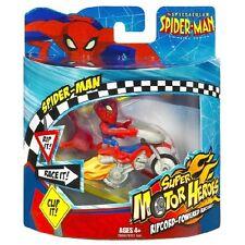 SPIDER-MAN 78701/78956 SUPER MOTOR HEROES SPIDER-MAN NEU&OVP