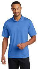 Cornerstone Men's Polyester Wicking Short Sleeve Gripper Polo Shirt. Cs421