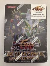 Yu-Gi-Oh Duelist Pack Collection Tin 2011 Yusei (English) Factory Sealed