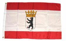 Berlin 1892 Kreuz Fahnen Flagge Fahne Flaggen Bär 1,50x0,90m NEUWARE