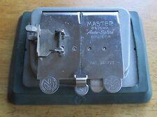 VINTAGE MANSFIELD MASTER AUTO-SPLICER FOR 8mm & 16mm SILENT & SOUND FILM.  (FLO)