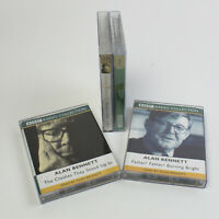 Alan Bennett Collection. 4 Audio Cassettes - BBC Radio Collection.