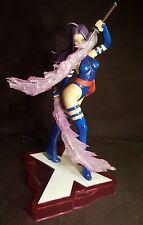bishoujo psylocke kotobukiya figure custom swords & effects X-Men Betsy Braddock