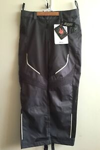 Icon Citadel Mesh Motorcycle Touring Pants Grey  Men's  Size Large