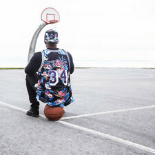 Mitchell & Ness Shaquille O'Neal Angeles LAKERS 1996-97 FLORAL SWINGMAN JERSEY