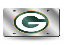 Greenbay Packers Custom Mirror License Plate - Auto Tag - Vanity Plate