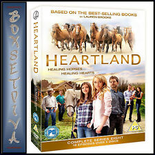HEARTLAND - COMPLETE SEASON 8 *BRAND NEW DVD***