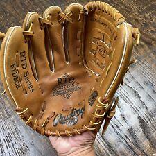 """Rawlings Cal Ripken Jr. RTD8CR 11"""" Baseball Softball Glove Left Hand Throw"""