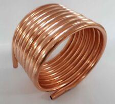 Spirale Kupferrohr 15x1mm 5m mit Außendurchmesser ca. 21cm (Kupferrohrspirale)
