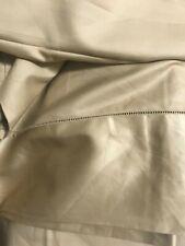 Ralph Lauren RL 624 SOLID SATEEN Queen Polished Bronze Flat Sheet
