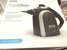 Pure Clean Pressurized Steam Cleaner - Tested