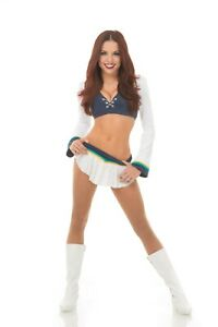 """2015-2016 SAN DIEGO CHARGERS """"Charger Girls"""" CHEERLEADERS Photo Set ALL Uniforms"""