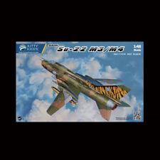 1/48 Sukhoi Su-22 M3/M4 Kitty Hawk 80146 Military Model Kit