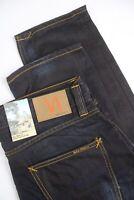 RRP €149  NUDIE BIG BENGT NIGHT THUNDER Men's W30/L34 Vintage look Jeans 3975_mm