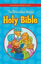 NirV, The Berenstain Bears Holy Bible, Hardcover (Berenstain Bears/Living Light