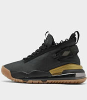 Nike Air Jordan Retro Proto-Max 720 Men's Size Shoes BQ6623-070 Black Gold