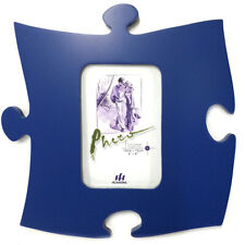 265mm Wall Puzzle Picture Photo Frame f/10x15cm Photography Blue Pantone 286U