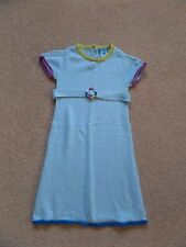 BNWOT Girl's DESIGNER Angora Mix Dress Age 5 DEUX PAR DEUX