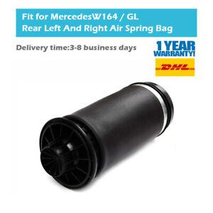 Rear Air Suspension Spring Bag Fit Mercedes X164 GL320 350 450 550 A1643200725