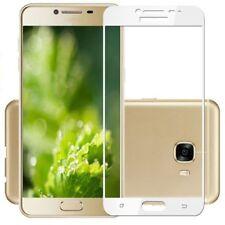 Samsung Galaxy J7  2017 VITRE EN VERRE TREMPE BLANC 3D Film Protection  Intégral