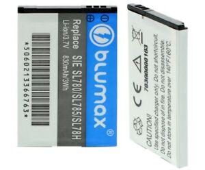 Power Akku Siemens Gigaset SL400 SL400A SL400H schnurloses Telefon Accu Batterie