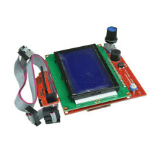 12864 LCD Display 3D Printer Controller With Adapter für RAMPS 1.4 Reprap Mendel
