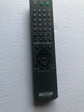 Sony DVD Remote Control RMT-D153A