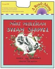 Read along Book and CD Ser.: Mike Mulligan and His Steam Shovel by Virginia...