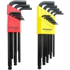 Hex Key Allen Sae Metric Set Wrench Bit Kit  Long Ball Socket Tool Ratchet