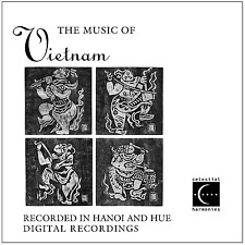 THE MUSIC OF VIETNAM - 3-CD BOXED SET