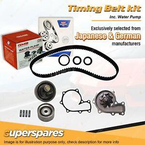 Timing belt kit & Water Pump for Suzuki Sierra SJ413 1.3L SOHC 8V 84-1996 G13A